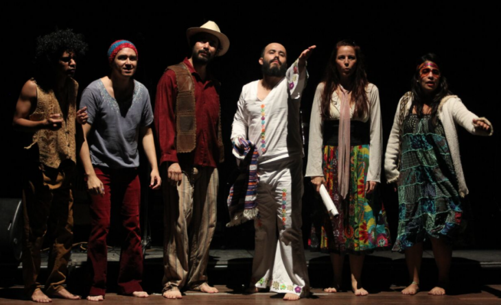 'Humo', un homenaje a la historia del rock colombiano
