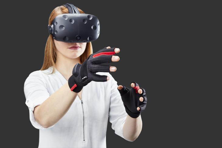 Realidad virtual, Revista Credencial